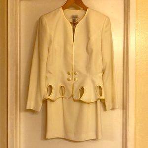 Dresses & Skirts - Ivory dress petite